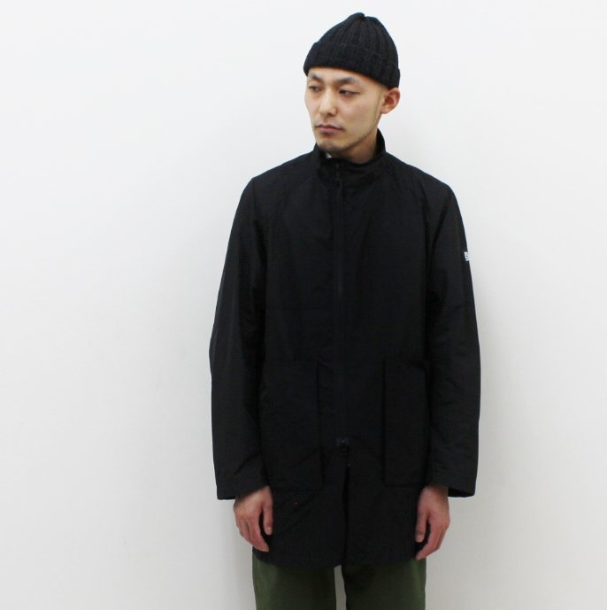 BACH GARMENTS COMMUTER COAT(BLACK)