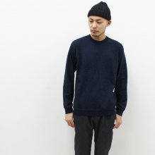 STOCK CORDURA COTTON RELAX PULL OVER(NAVY)