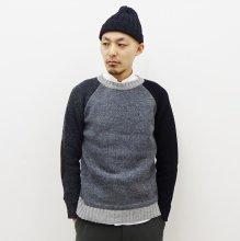 SOGLIA LANDNOAH Sweater(エルボーパッチ-CRAZY)