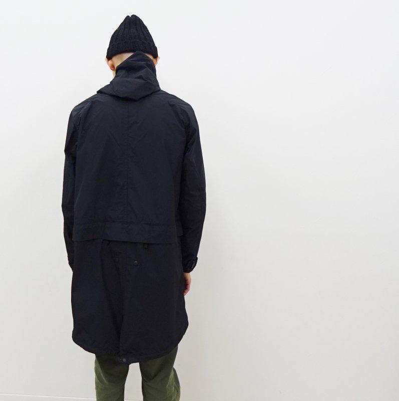 BACH GARMENTS FLINTSTONE Coat (BLACK)
