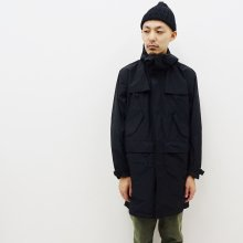 BACH GARMENTS FLINTSTONE Coat (BLACK)