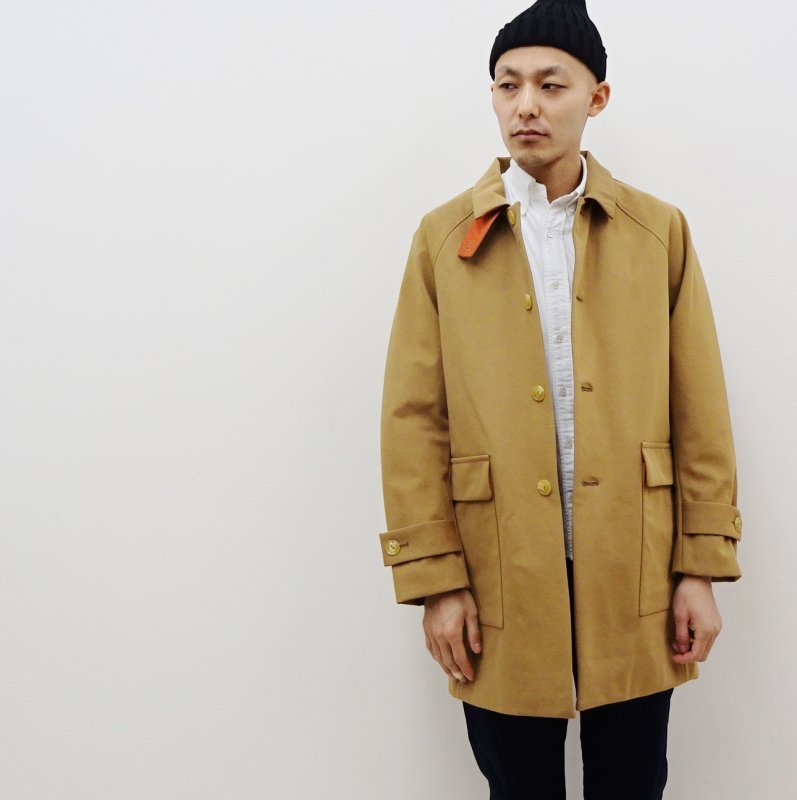 CURLY BRIGHT COAT(BEIGE)