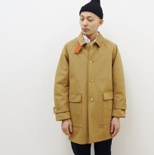 CURLY BRIGHT COAT (BEIGE)【60%OFF】
