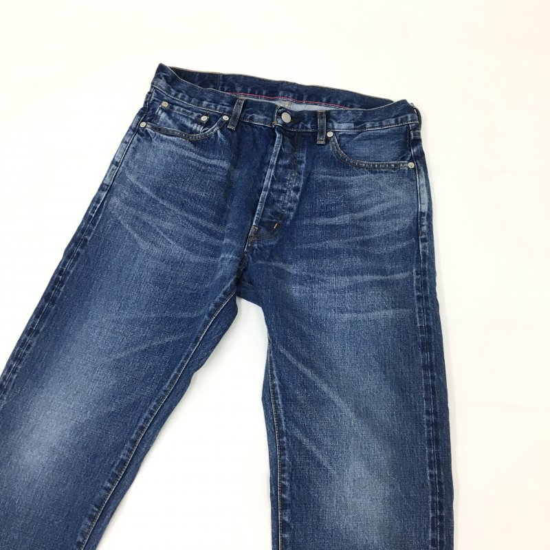 Ordinary fits 5POCKET ANKLE DENIM(used-NEW 3year)