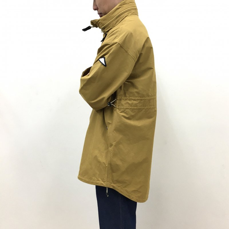 MOUNTAIN SMITH MONSTER FIELD PARKA (BEIGE)【30%OFF】