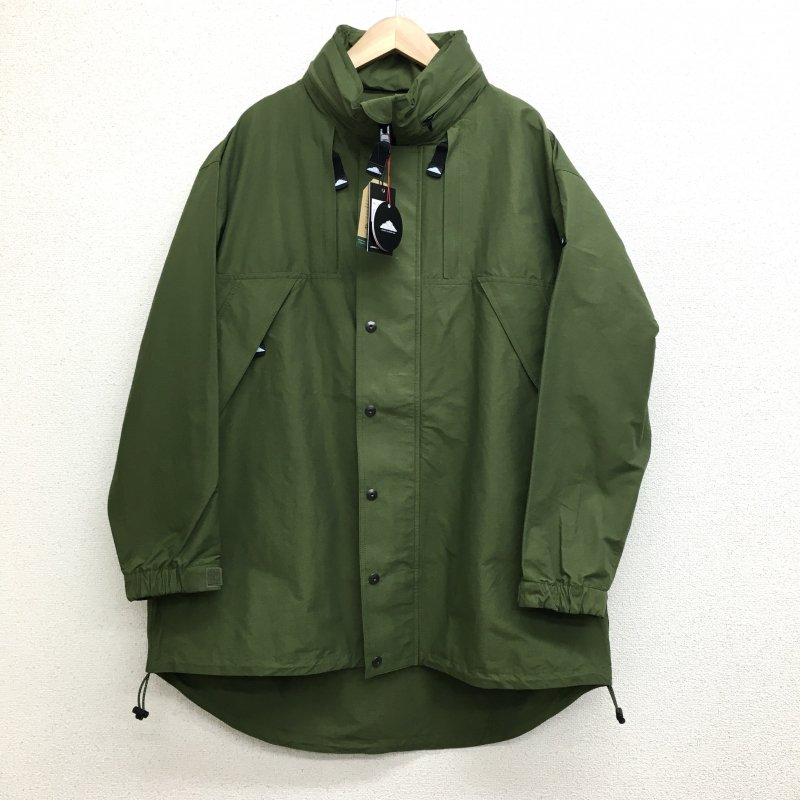 MOUNTAIN SMITH MONSTER FIELD PARKA (KHAKI)