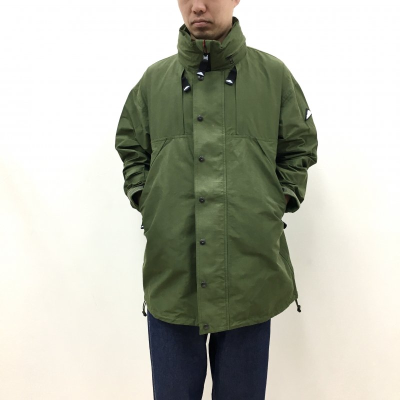 MOUNTAIN SMITH MONSTER FIELD PARKA (KHAKI)【30%OFF】