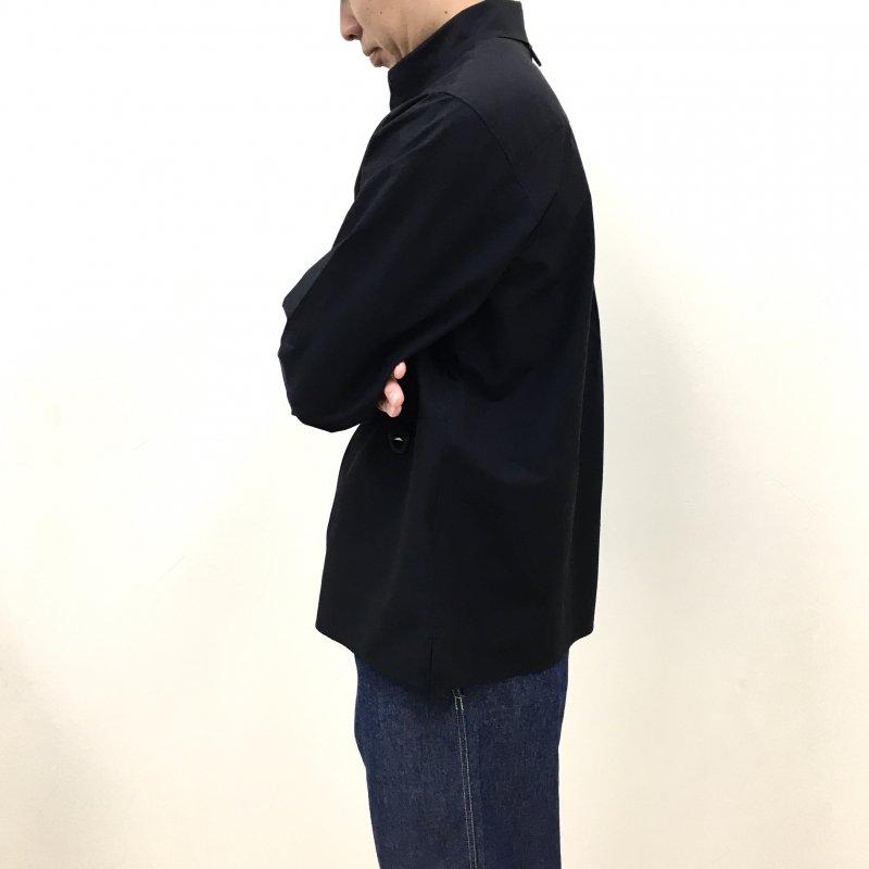 MOUNTAIN SMITH BOULDER C.P.O SHIRTS JACKET (BLACK)【30%OFF】