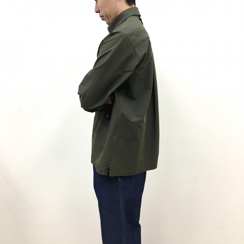 MOUNTAIN SMITH BOULDER C.P.O SHIRTS JACKET (KHAKI)【30%OFF】