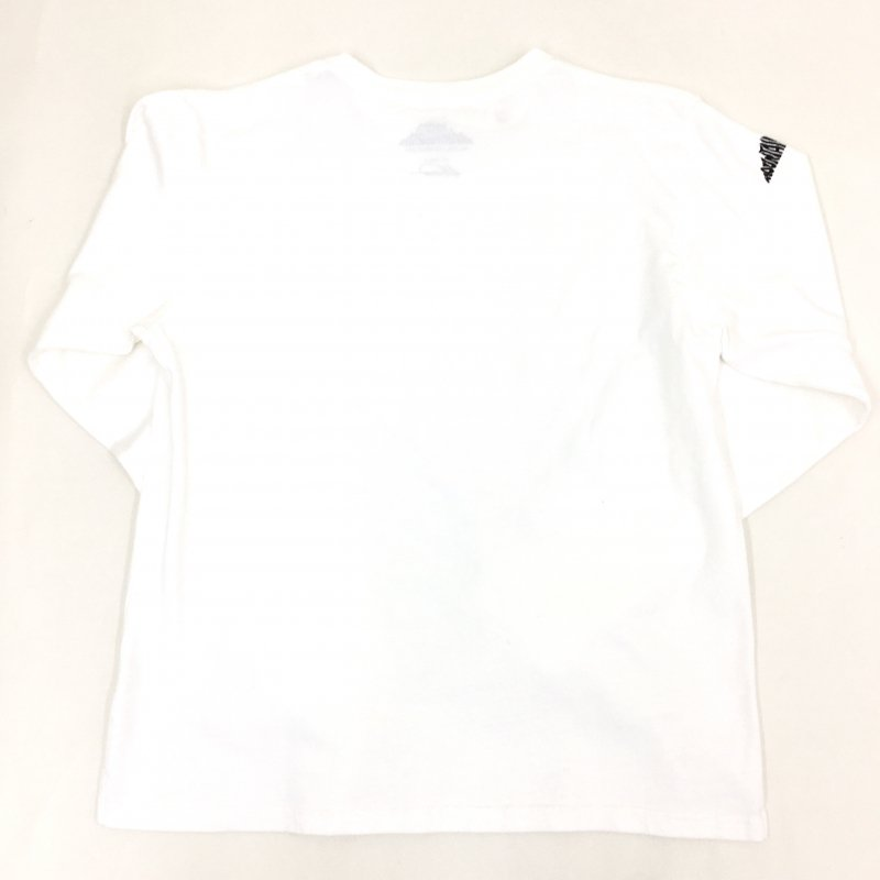 MOUNTAIN SMITH LONGSLEEVE TEE(WHITE)