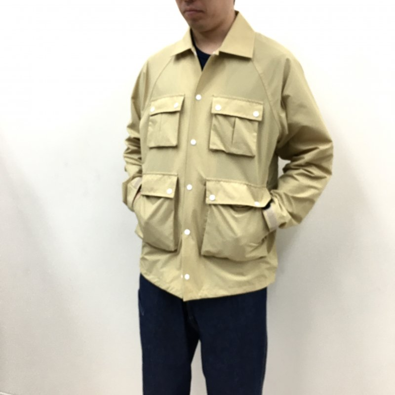 MOUNTAIN SMITH Delta Jacket(BEIGE)
