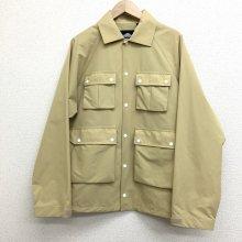 MOUNTAIN SMITH Delta Jacket(BEIGE)