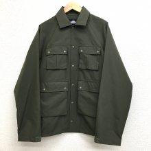 MOUNTAIN SMITH Delta Jacket(KHAKI)