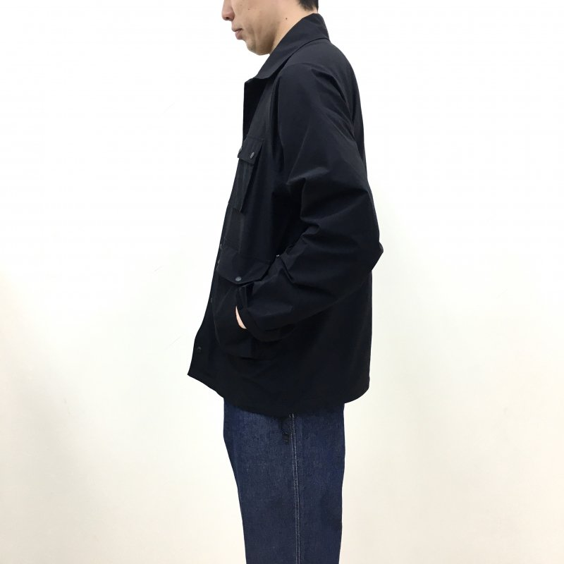 MOUNTAIN SMITH Delta Jacket(BLACK)【30%OFF】