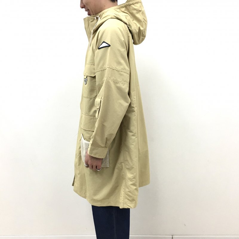 MOUNTAIN SMITH Pikes Safari Coat(BEIGE)