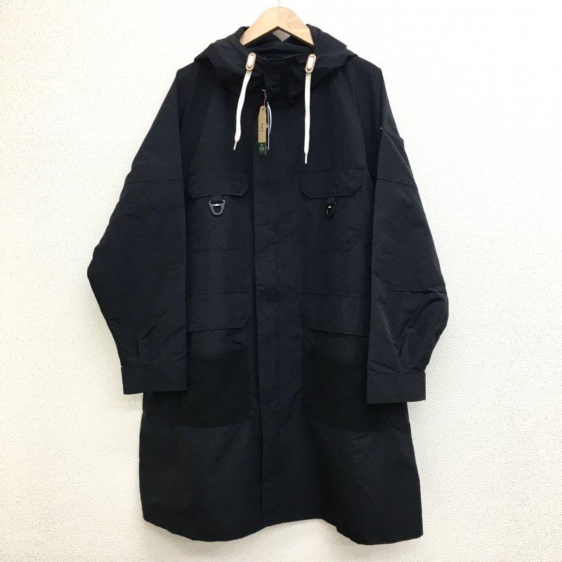 MOUNTAIN SMITH Pikes Safari Coat(BLACK)【30%OFF】