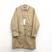 MANUAL ALPHABET YOKE SLEEVE SHTCOAT (CAMEL)