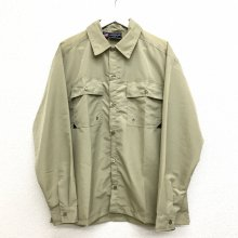 THOUSAND MILE Utility Shirts(KHAKI)