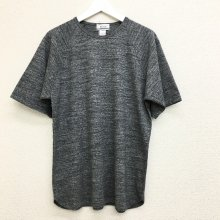 BETTER MID WEIGHT ROUND HEM T-SHIRT (CHARCOAL MELANGE)
