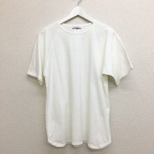BETTER MID WEIGHT ROUND HEM T-SHIRT (OFF WHITE)