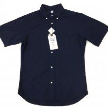 KATO' BASIC オックスフォードB.Dシャツ(NAVY)【40%OFF】