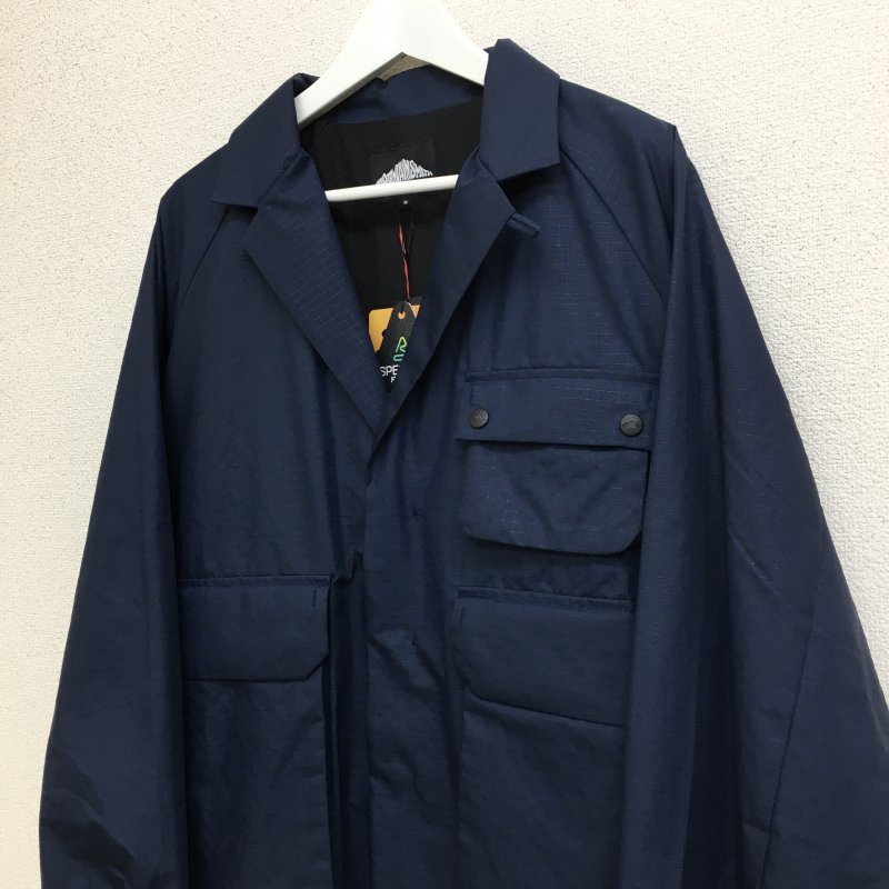 MOUNTAIN SMITH MOFFAT JACKET (BEIGE/NAVY/BLACK)【30%OFF】