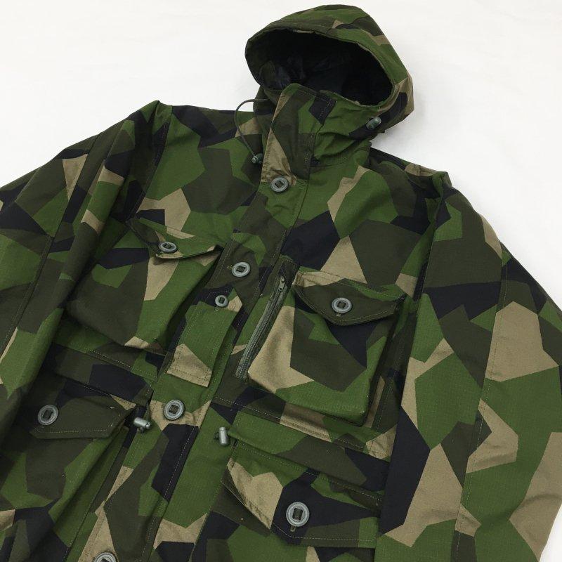 FORTIS CLOTHING SAS SMOCK JACKET(OLIVE)【50%OFF】