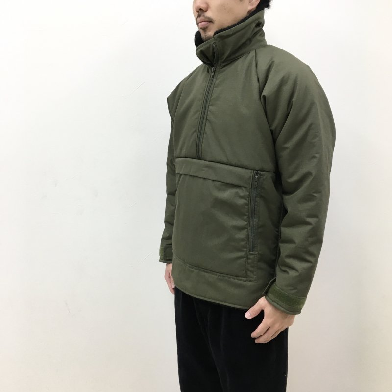 FORTIS CLOTHING MAMMOTH JACKET(OLIVE)【50%OFF】