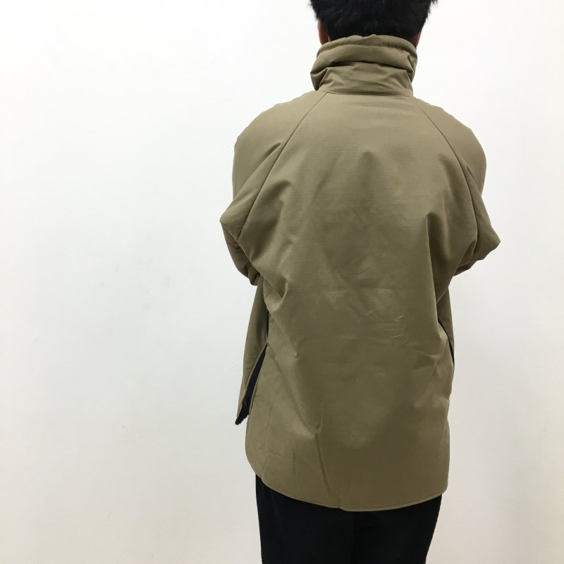 FORTIS CLOTHING MAMMOTH JACKET(BEIGE)【50%OFF】