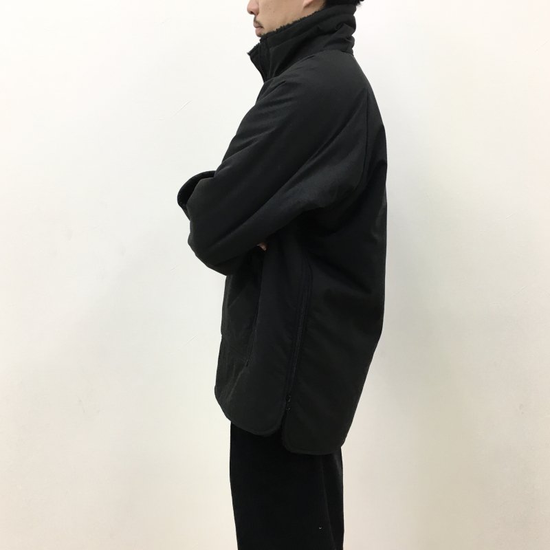 FORTIS CLOTHING MAMMOTH JACKET(BLACK)【50%OFF】