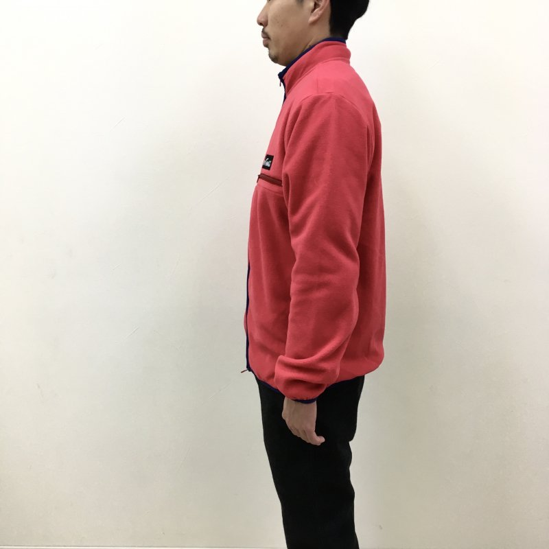 WILD THINGS FLEECE MAGIC JUMPER(RED) 【50%OFF】