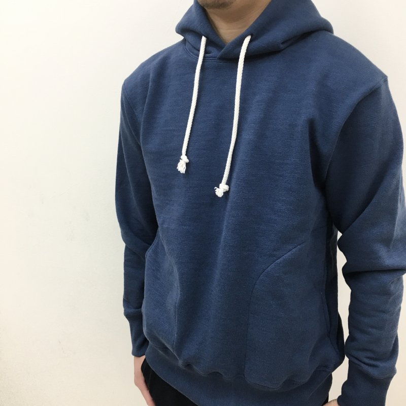 JACKMAN GG Sweat Pullover Parka (ASH BLUE)