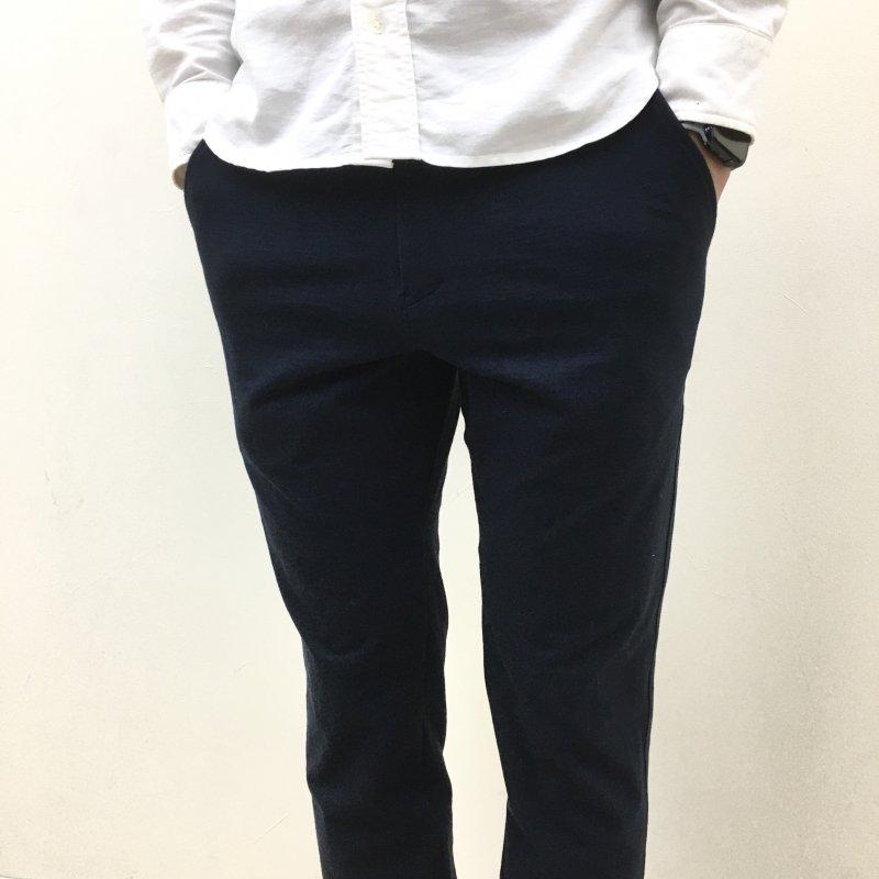 JACKMAN Stretch Trousers(D.NAVY)