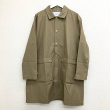 have a good day COTTON COAT(BEIGE)