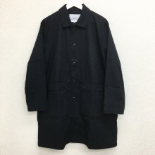 have a good day COTTON COAT(NAVY)