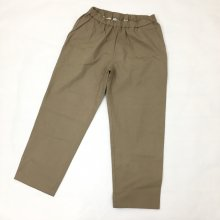 have a good day TROUSER RELAX PANTS (BEIGE)