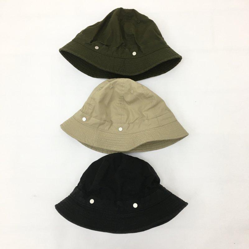 DECHO SHALLOW KOME HAT (OLIVE/BEIGE/BLACK)