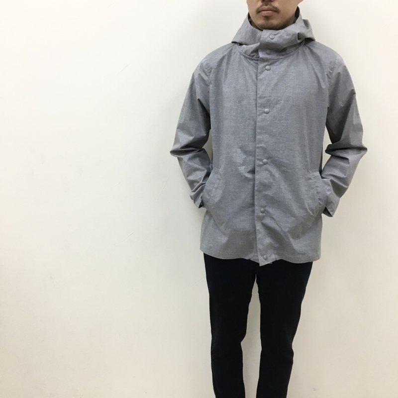 JACKMAN  Atsumori Jacket(HEATHER-GRAY)