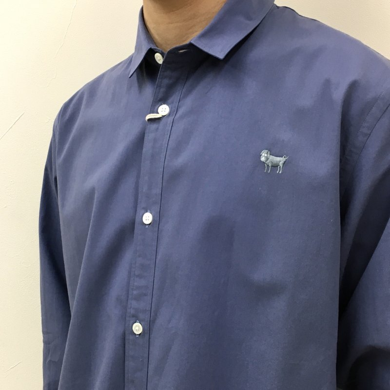 weac. PUGCHAN SHIRTS (BLUE)