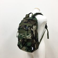 SML ARMY PACK -MADE IN JAPAN-(WOODLAND CAMO)