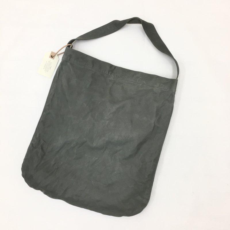 SLOW   one shoulder bag -L- (GRAY/BLACK/CAMEL)