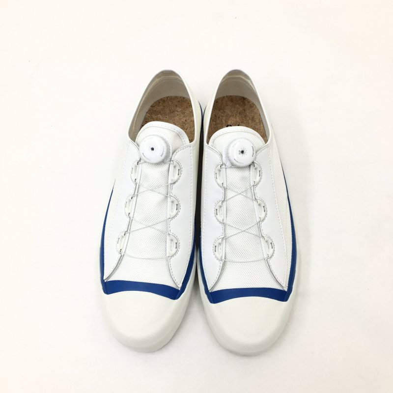 PG NEXT SNEAKERS  (WHITE/BLUE)