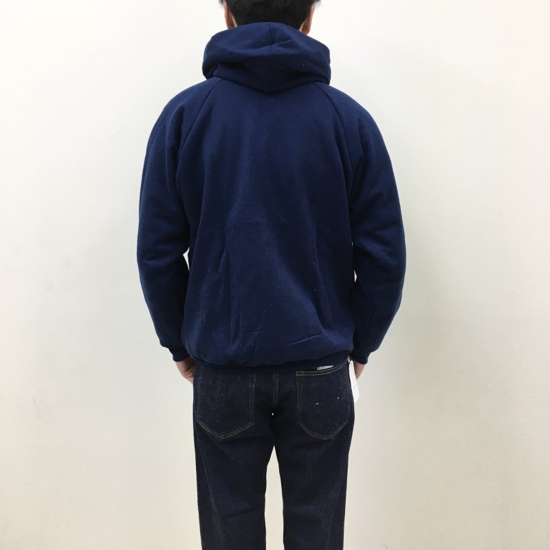 CAMBER CHILLBUSTER ZIP SWEAT MADE IN USA (NAVY)