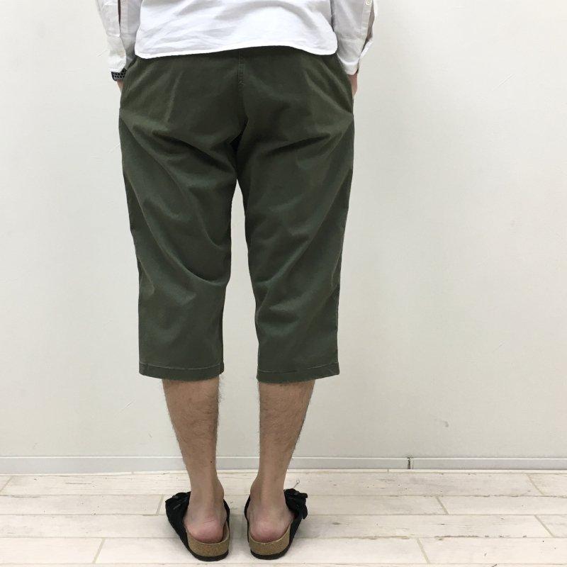 GRAMICCI MIDDLE CUT PANTS(OLIVE)