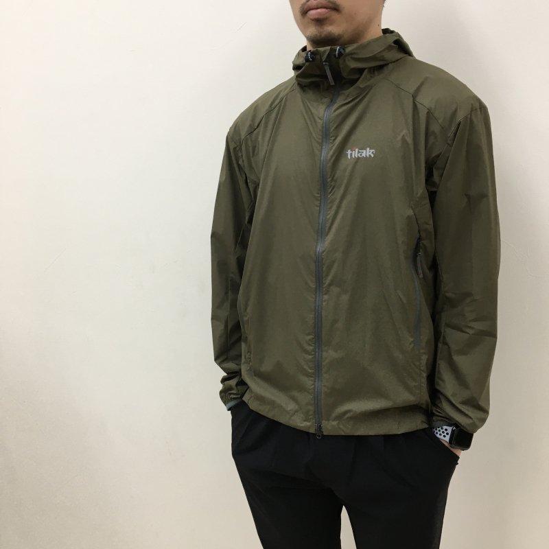 tilak TIND light Jacket(KHAKI)