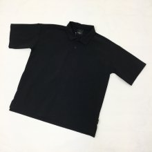 AXESQUIN TECK POLO(BLACK)