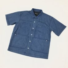 WILD THINGS SHELTECH S/S BIG POCKET SHIRT (USED)