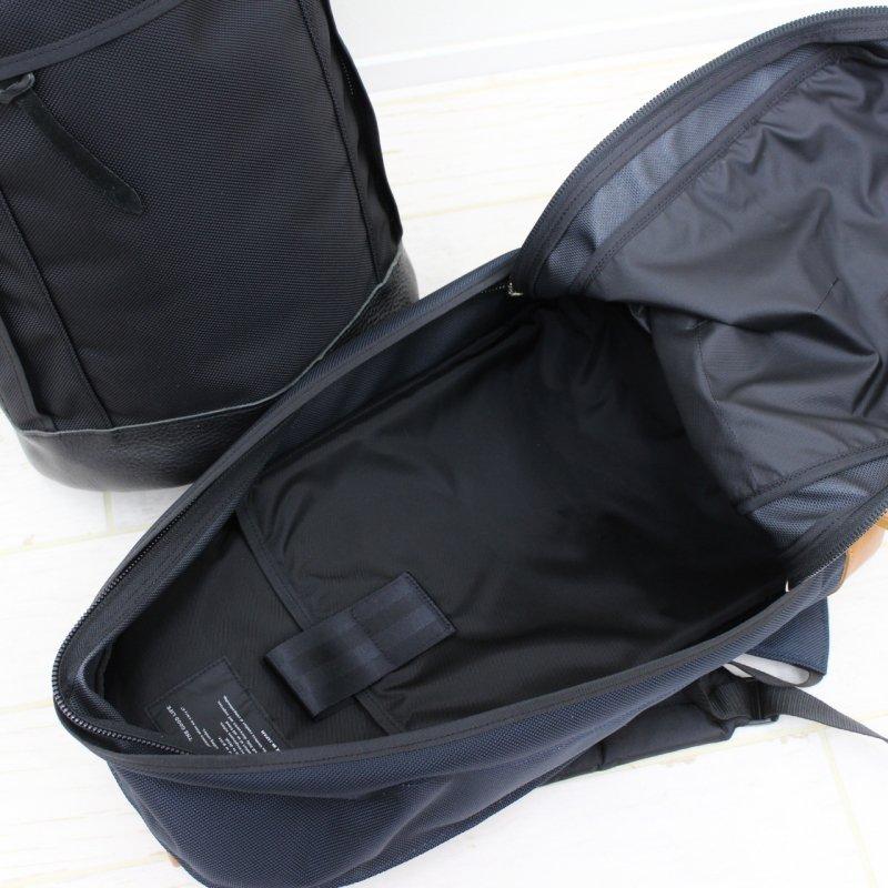 WONDER BAGGAGE  GOODMANS DAYPACK (BLACK)