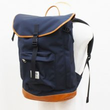 WONDER BAGGAGE GOODMANS BACKPACK (NAVY)