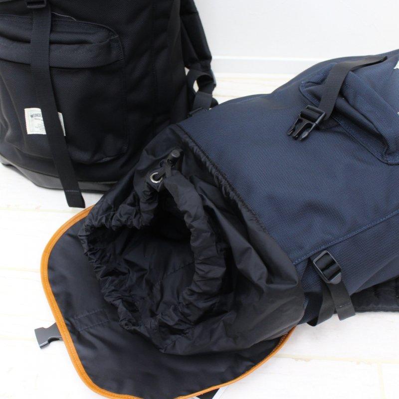 WONDER BAGGAGE GOODMANS BACKPACK (BLACK)